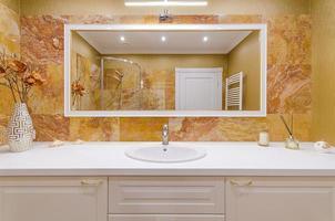Style of bath photo