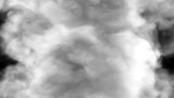 smoke loop animation video