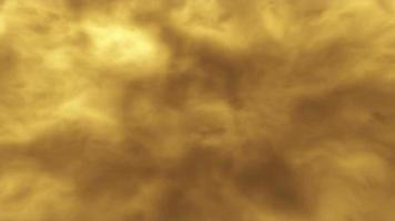 brown smoke cloud effect animation video