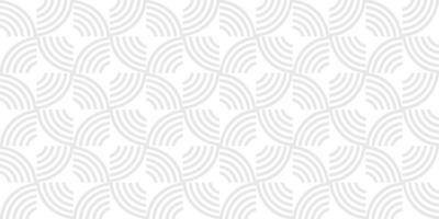 Grey geometric striped seamless pattern, light grey and white texture vector