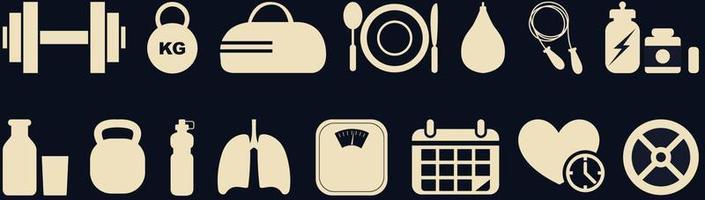 service job icon vector