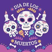 Dia De Los Muertos vector