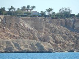 Rest in a resort city and hotels in Egypt Sharm El Sheikh photo