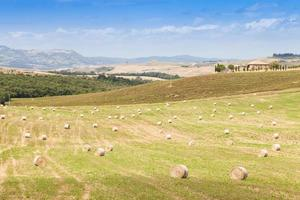 Tuscany country in Italy photo
