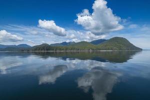 Admiralty Island Reflection, Alaska photo