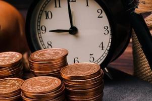 Earning Money Saving Money Investing Stocks Taxes photo