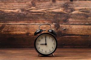 el reloj determina las actividades diarias. foto