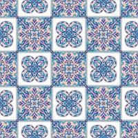 Tribal ethnic seamless pattern abstract background ornament illustration. Vector decorative retro banner of card. Vintage traditional, Islam, Arabic, Indian, ottoman motifs, elements