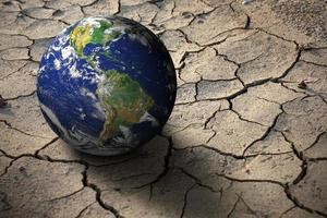 Drought on Earth photo