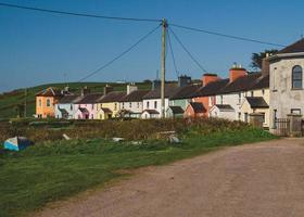 Row Of Houses, Roches Point, Cork photo