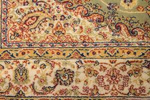 Texture of vitage carpet design photo