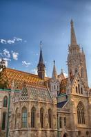 iglesia católica romana de matías foto