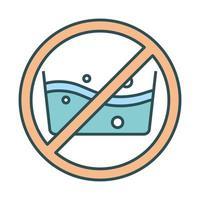 prohibited bin stop vector
