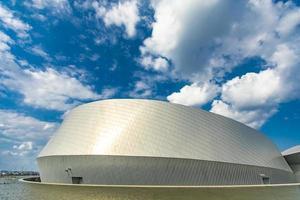 Copenhague, Dinamarca, 14 de junio de 2018 - Detalle del acuario nacional de Dinamarca en Copenhague. Es el acuario más grande y moderno del norte de Europa, inaugurado en 2013. foto