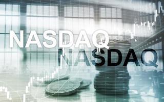 National Association of Securities Dealers Automated Quotation. NASDAQ. photo