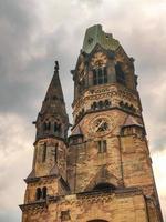 berlín 2019- iglesia memorial kaiser wilhelm foto