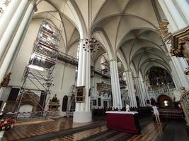Berlin 2019- Church of St. Mary Cathedral inside the vaults photo