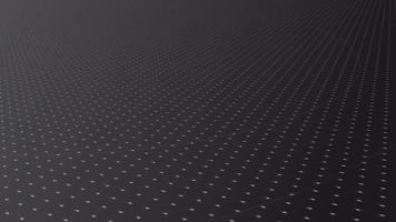 Dot line background video