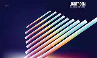 Liquid color background design. Fluid gradient shapes composition. Futuristic design posters. Eps10 vector - Vector