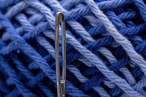 tapestry metal needle photo