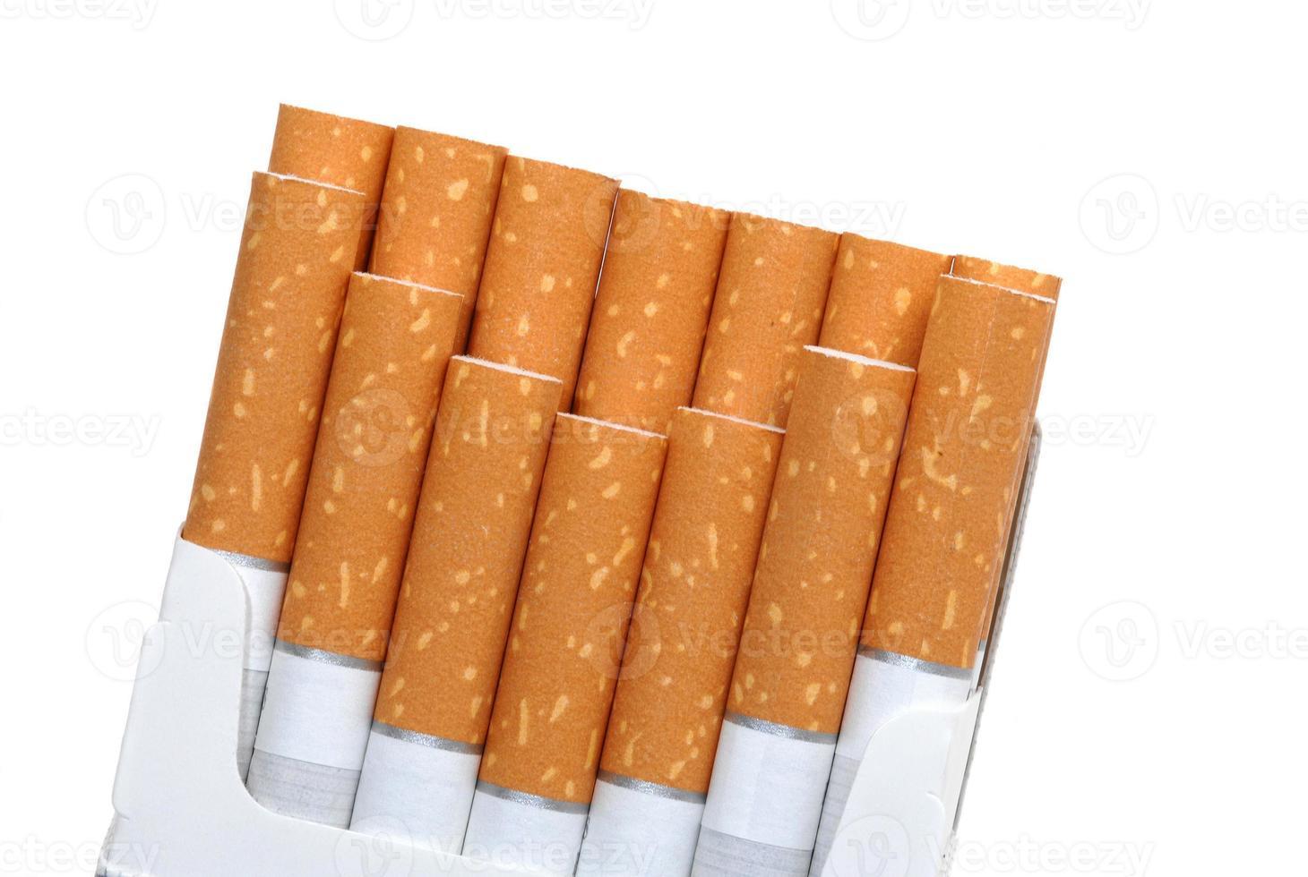 pacchetto di sigarette foto