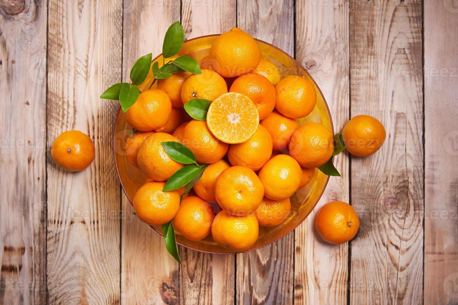 mandarini foto