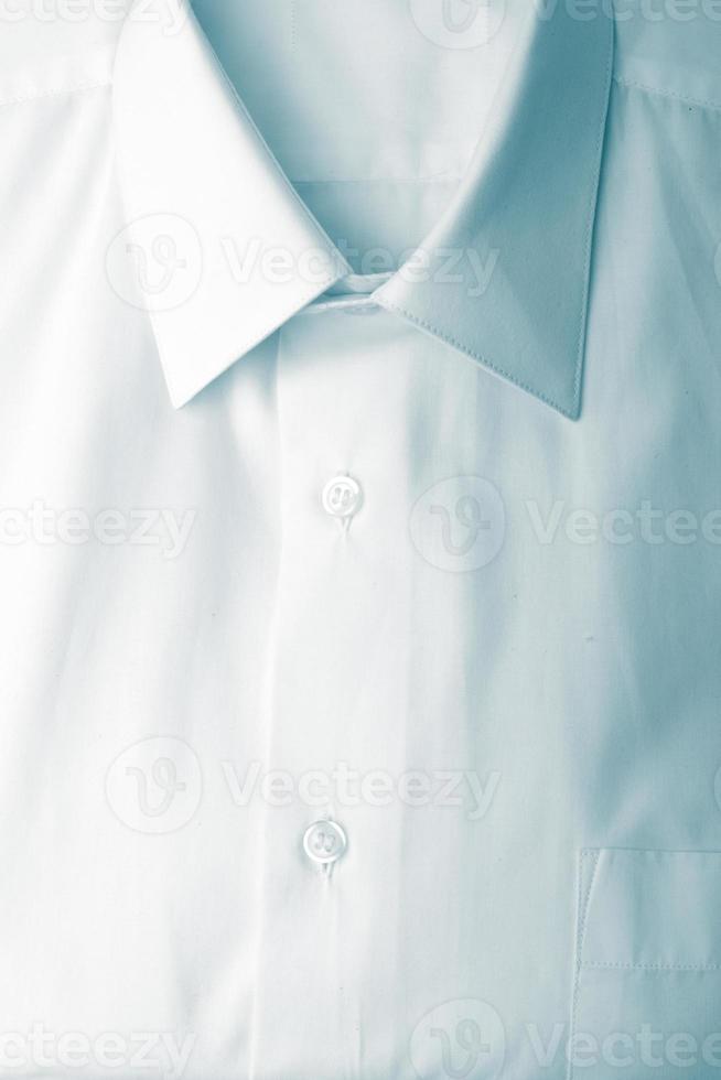 camicia a maniche lunghe piega. colpo dello studio foto