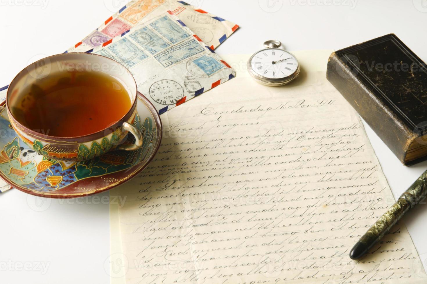 corrispondenza antica foto