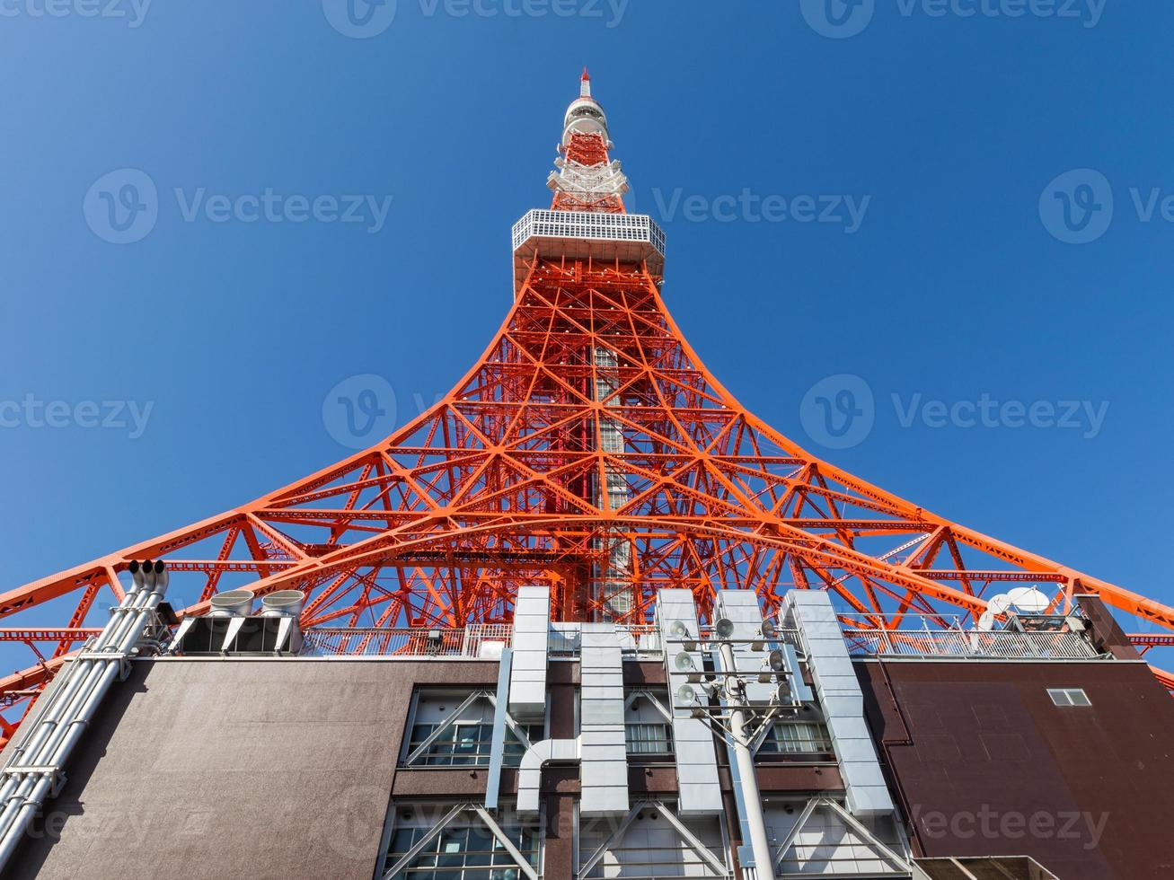 bella torre a tokyo foto