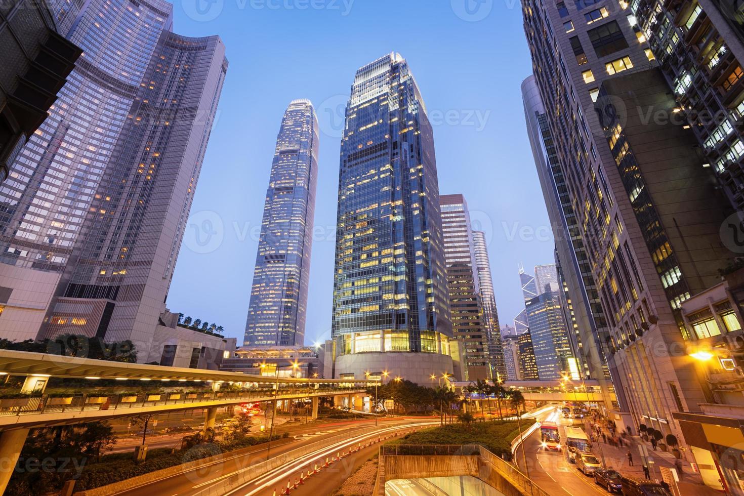 Hong Kong centrale foto