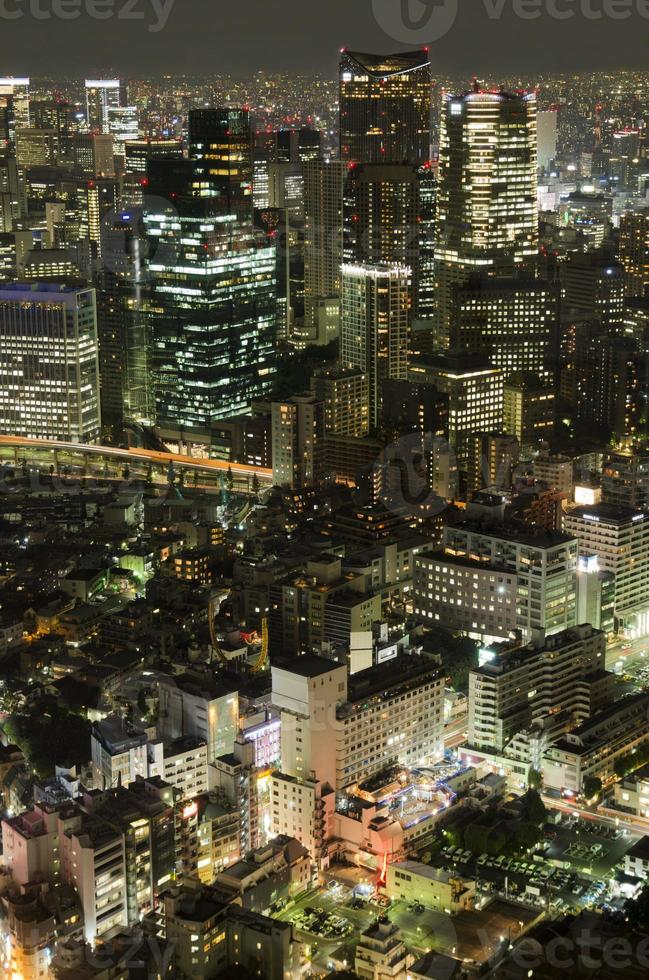 Tokyo di notte foto