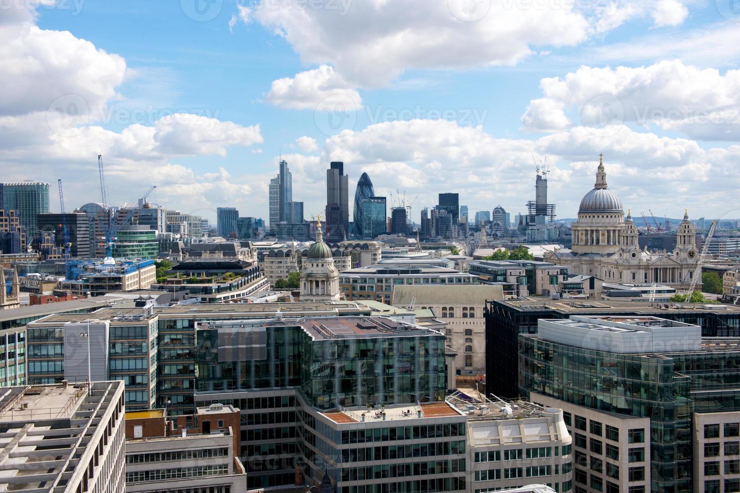 Londra Inghilterra City Scape foto