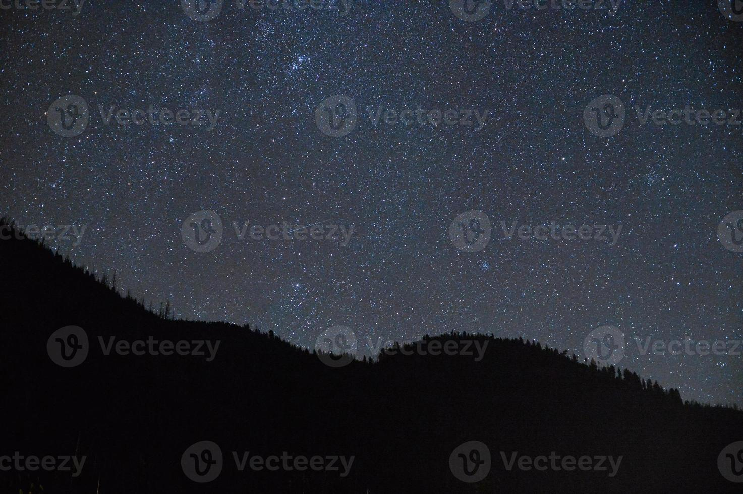 stelle su yellowstone foto
