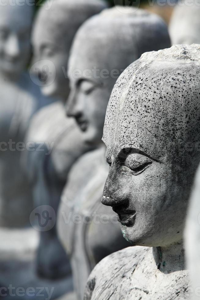 statua di Buddha. foto
