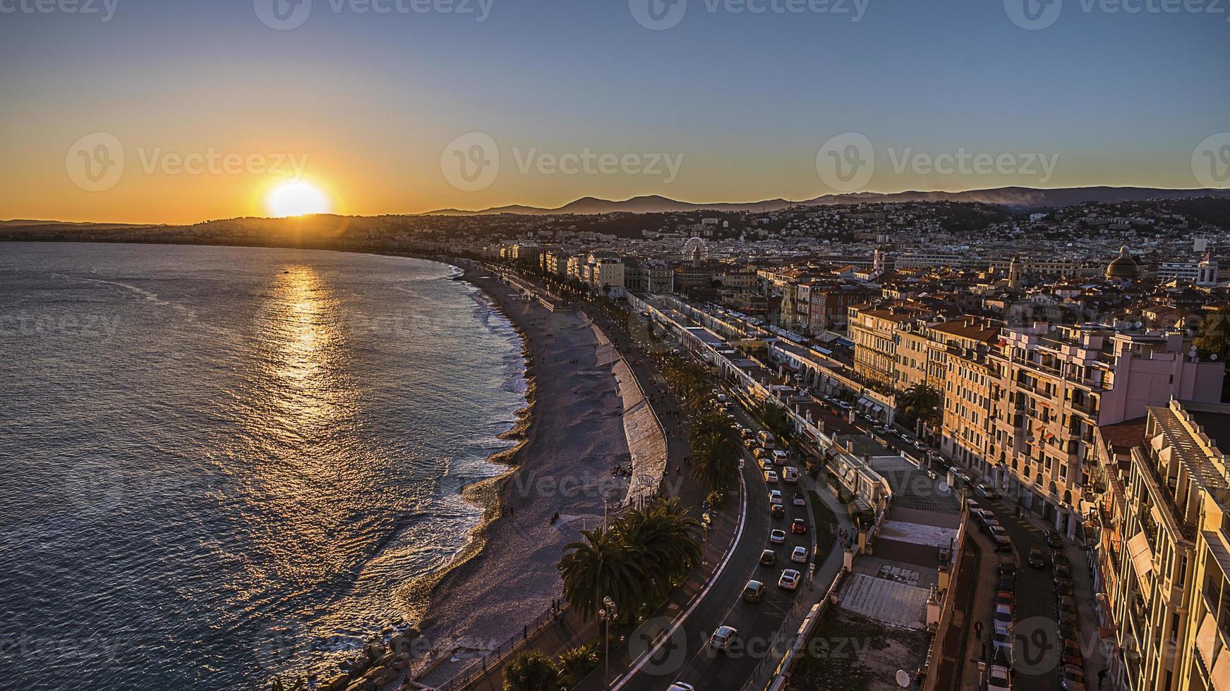 città di Nizza foto