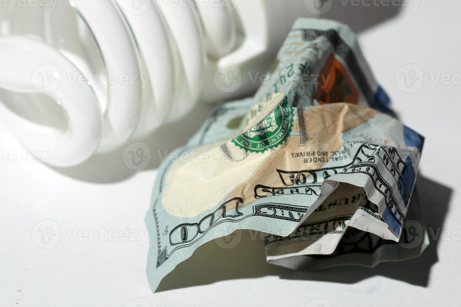 costoso risparmio di elettricità foto
