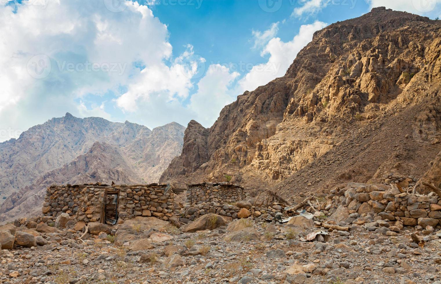 deserto di pietra foto