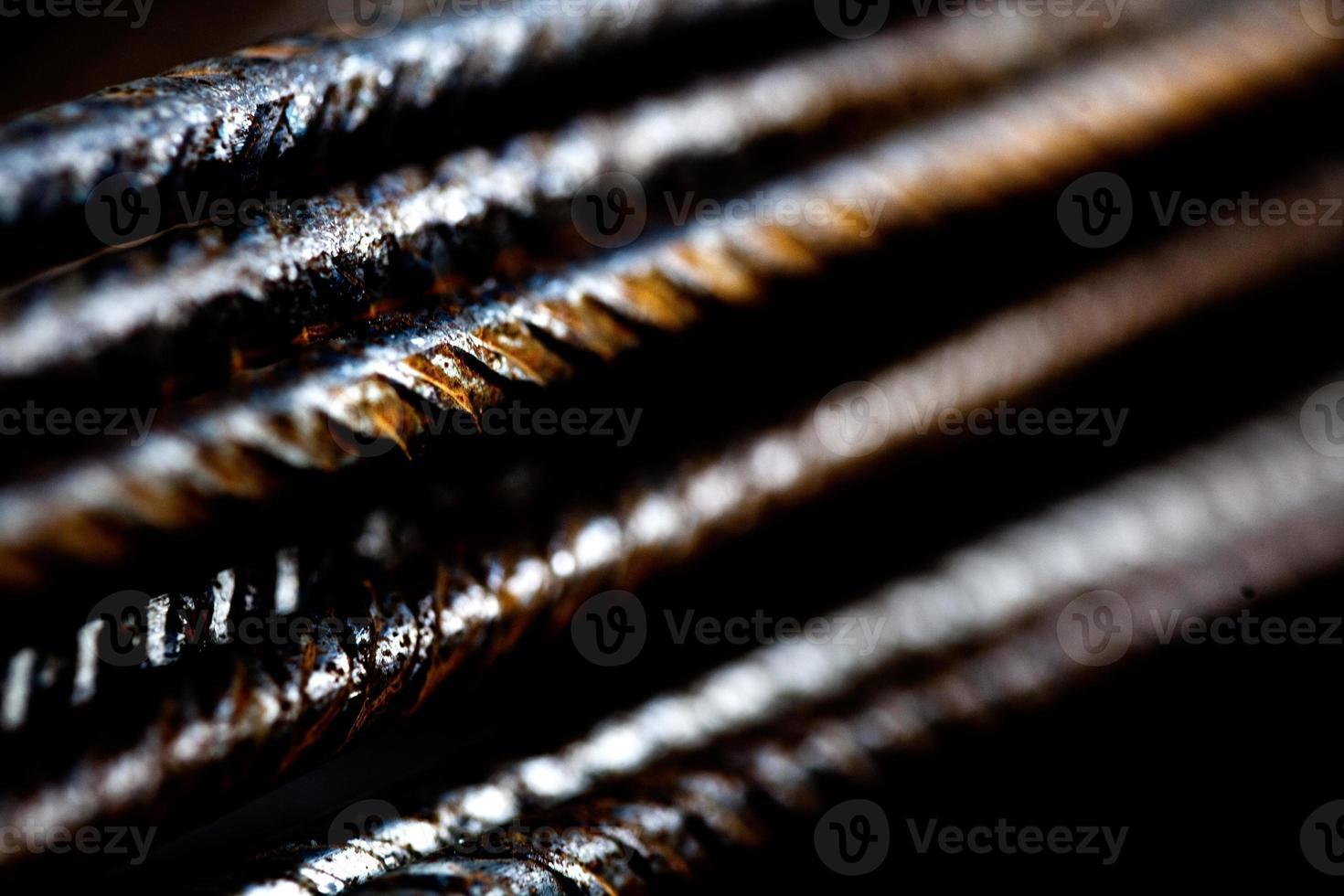 barra di metallo foto