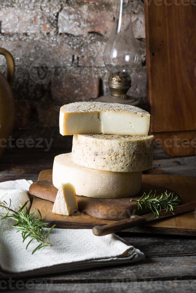 formaggio di capra francese foto