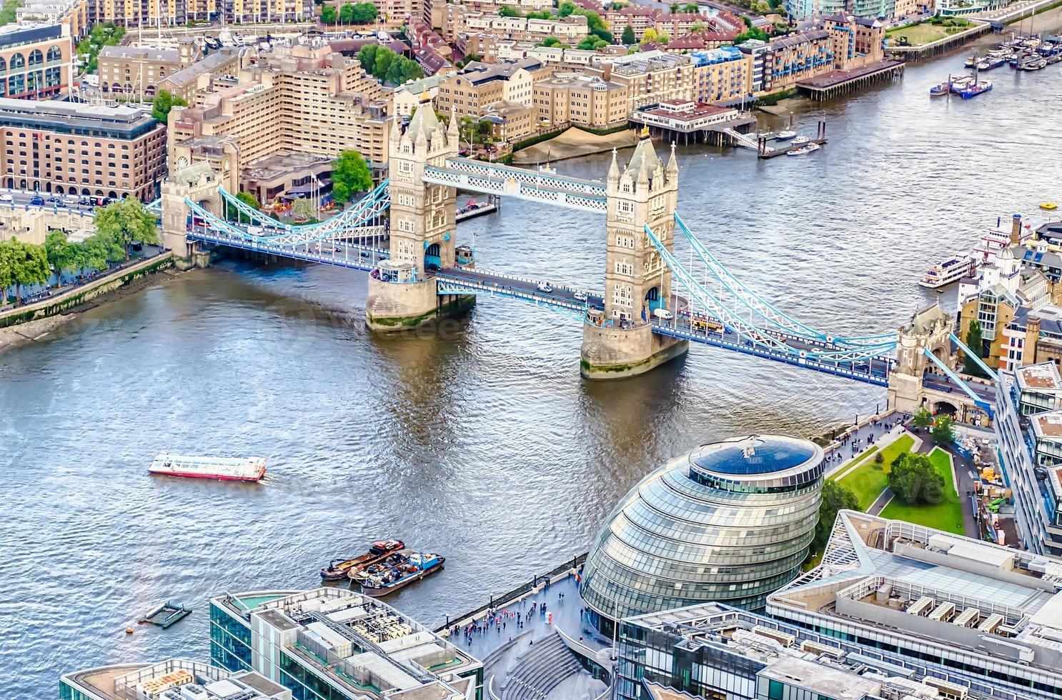 Tower Bridge, Londra foto