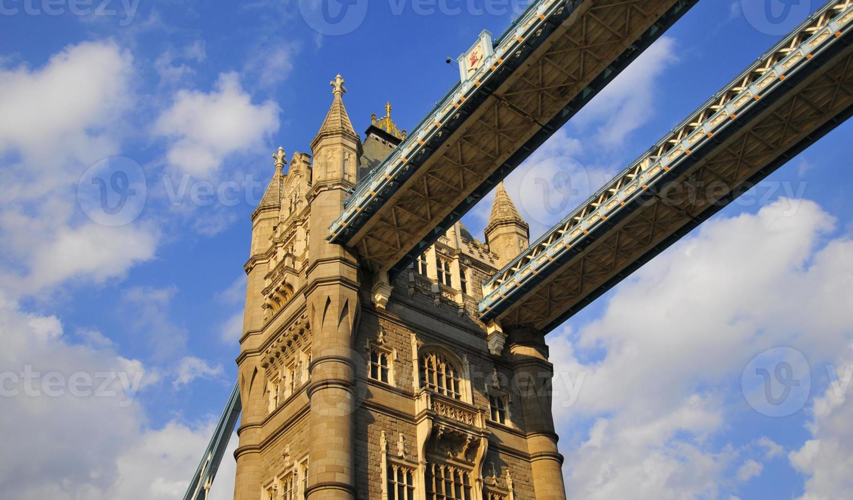 ponte guardando in alto foto
