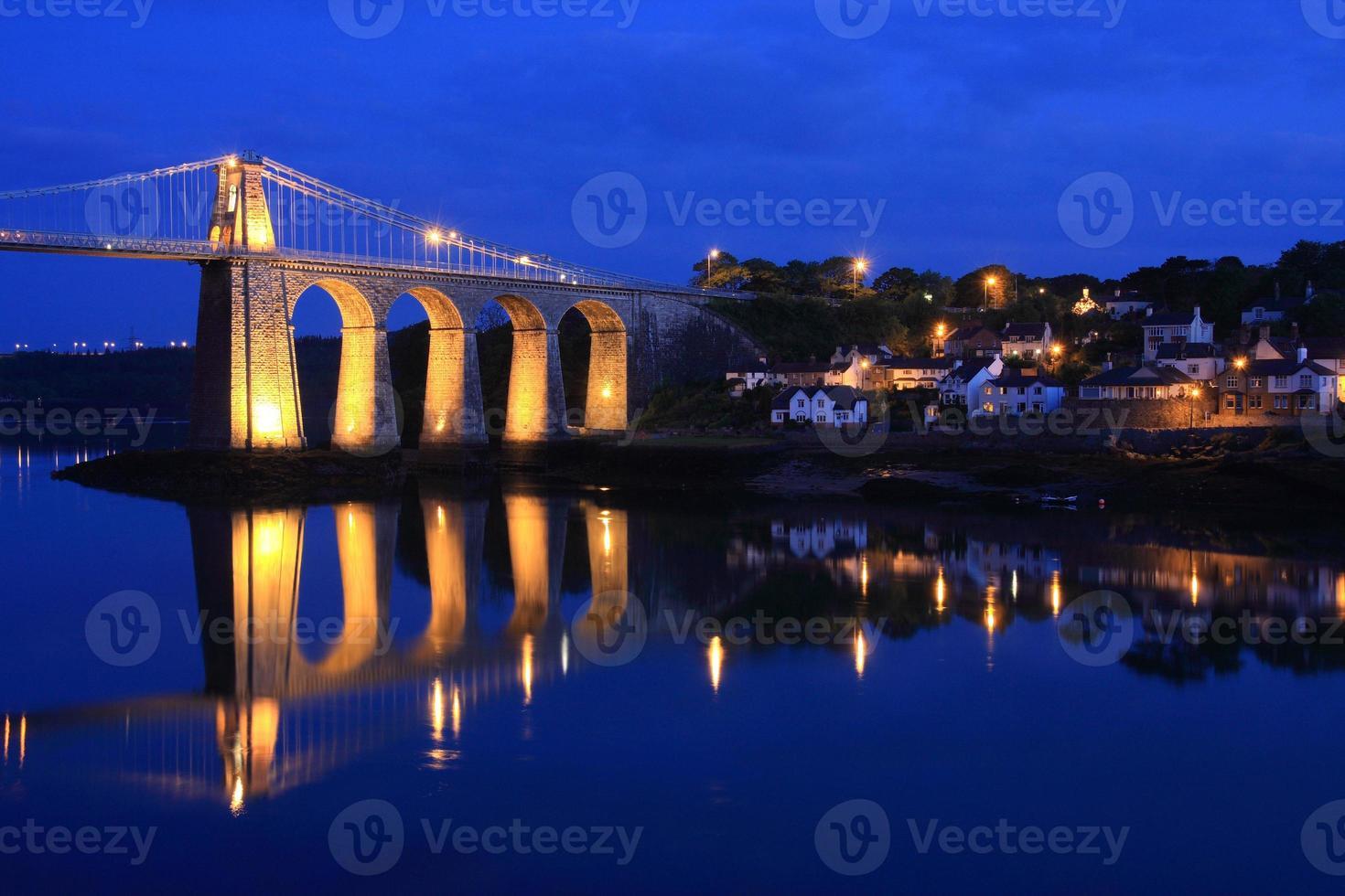 ponte menai foto