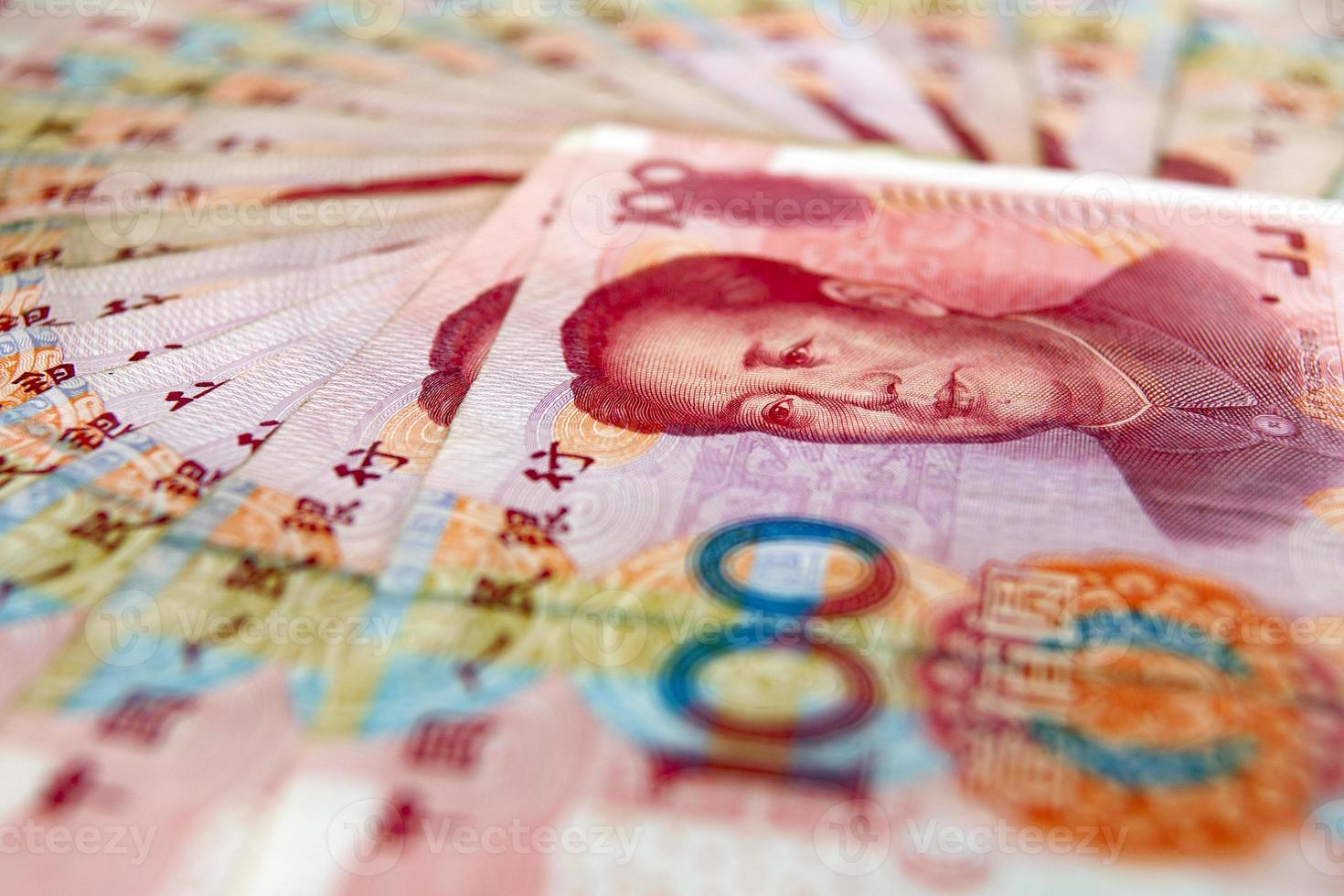 valuta cinese foto