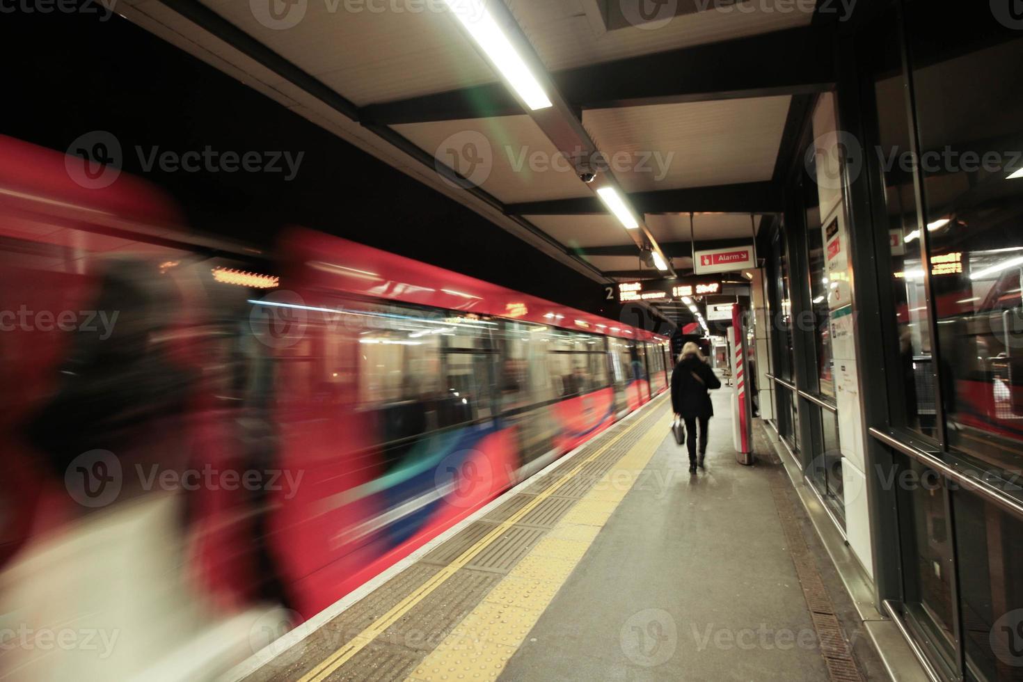 ferrovia leggera foto