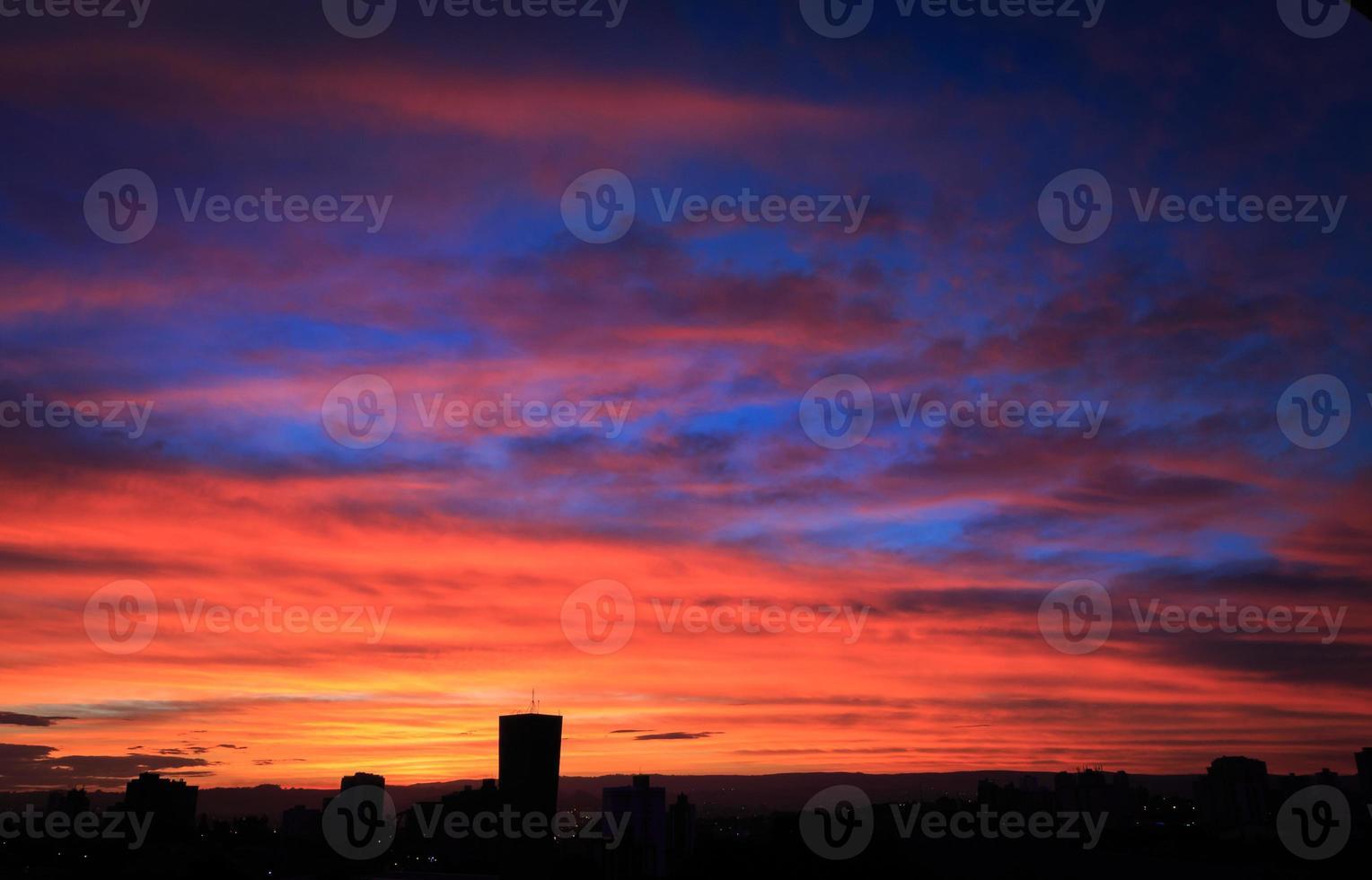 amanhecer foto