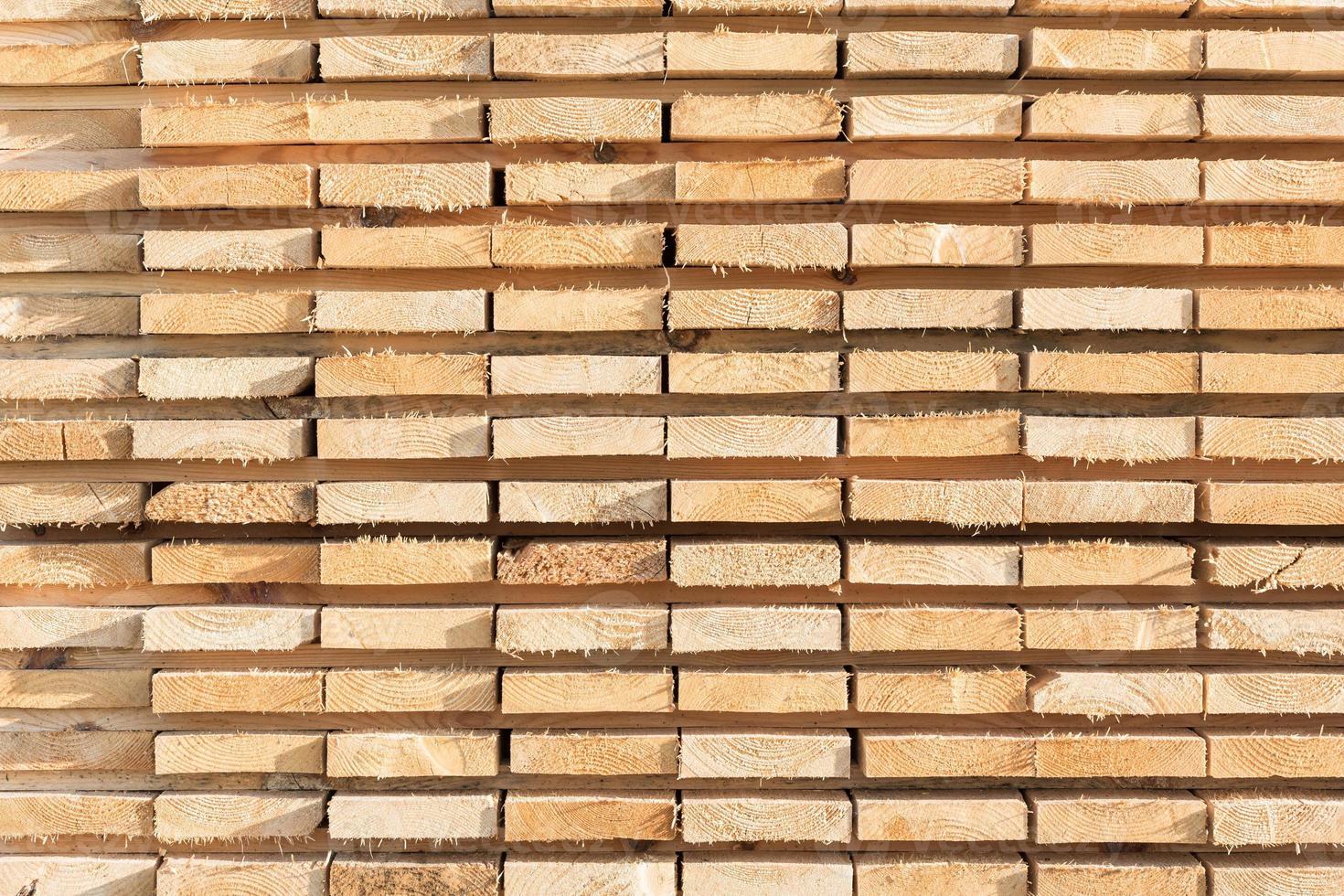 legname impilato sfondo foto