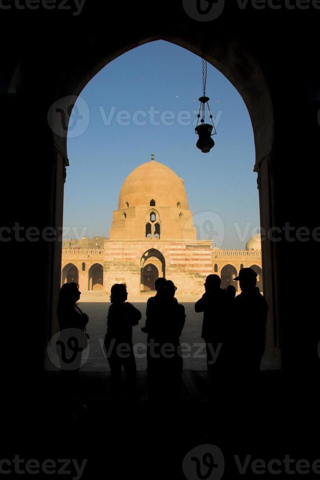 moschea di ibn tulun foto