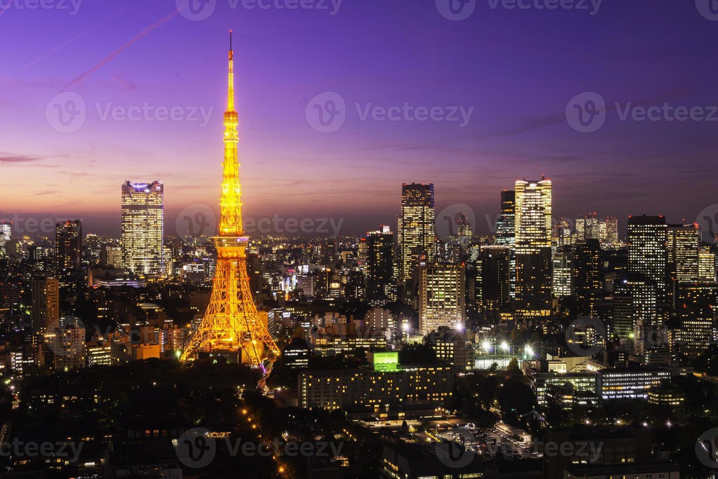 torre di Tokyo foto