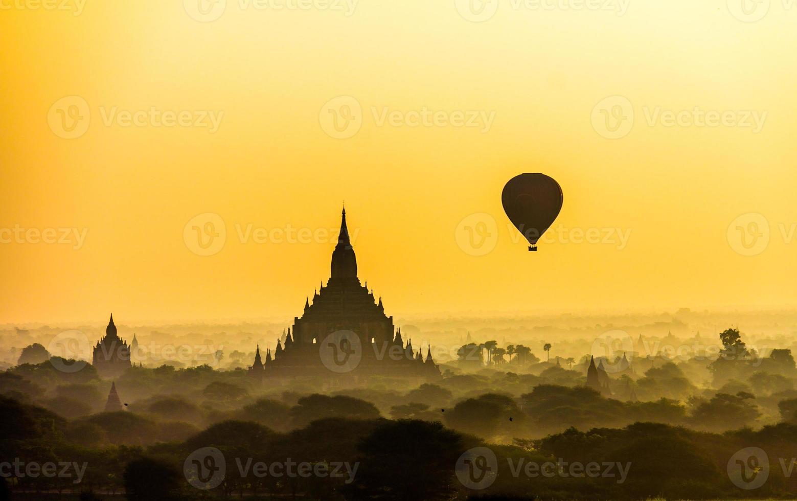 Bagan Birmania foto