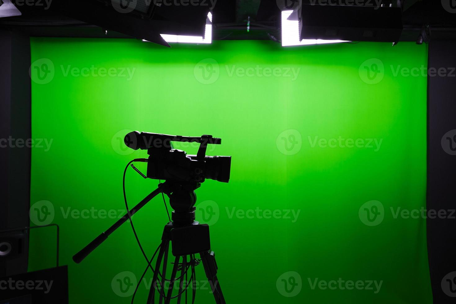 studio televisivo foto